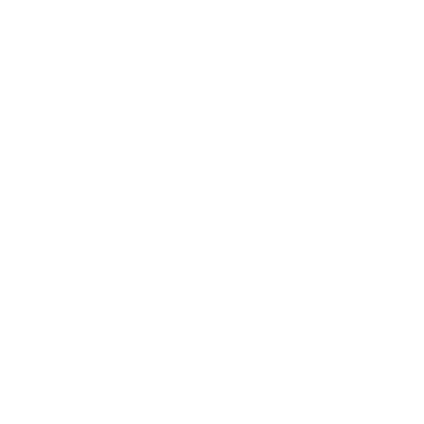 white paw print icon paw-destrian